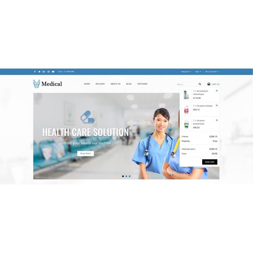 theme - Salud y Belleza - Medical Store - 6