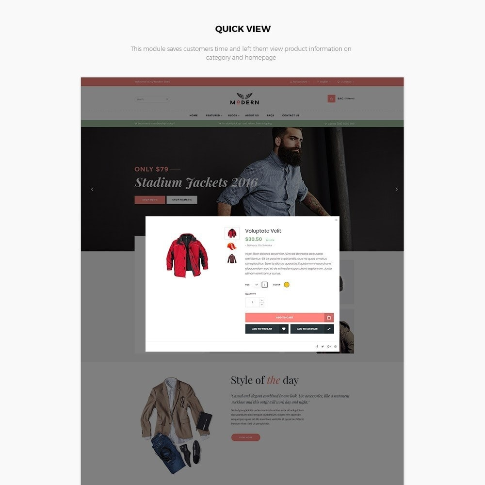 theme - Fashion & Shoes - Clothes store - 6