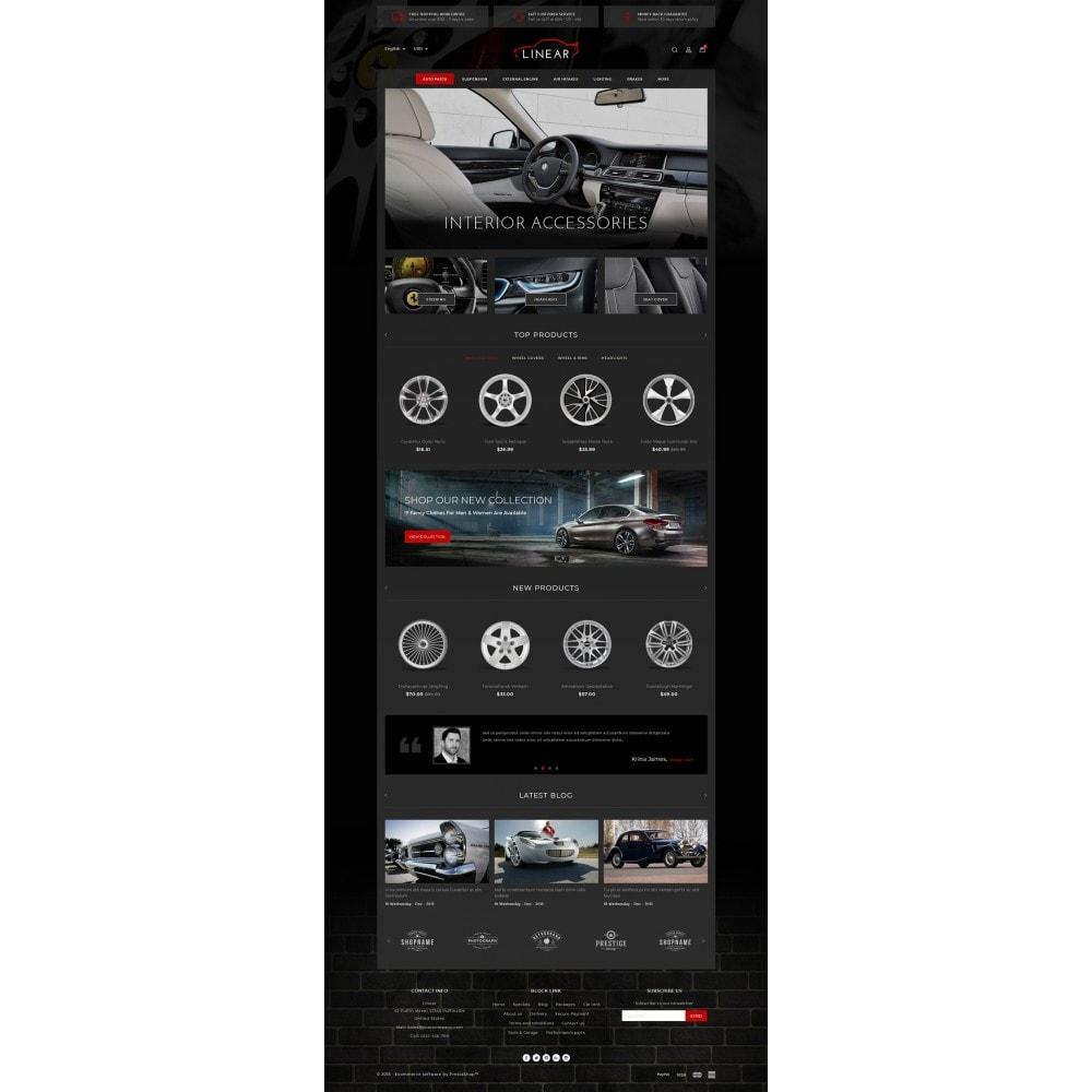 theme - Auto & Moto - Linear - Auto Spare Part - 2