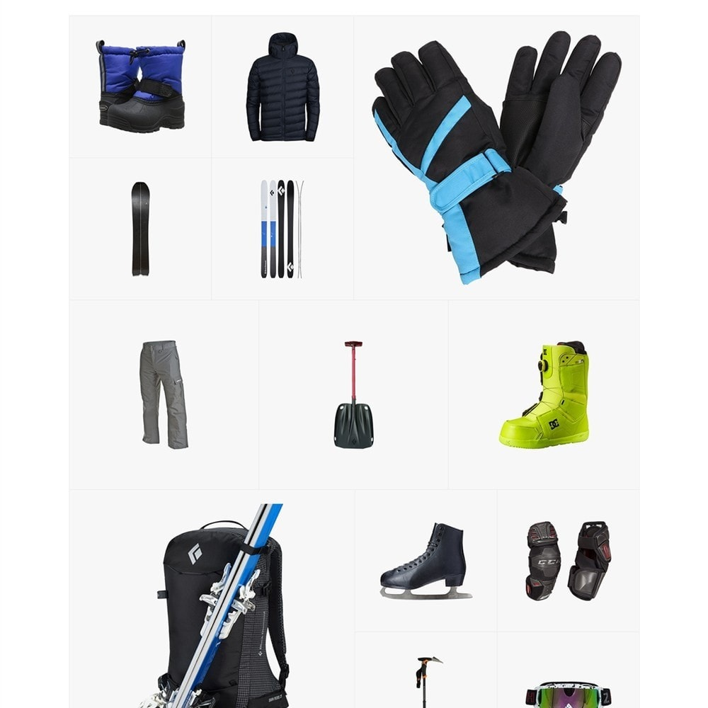 theme - Sport, Attività & Viaggi - Sportek - Winter Sports Equipment Store - 5