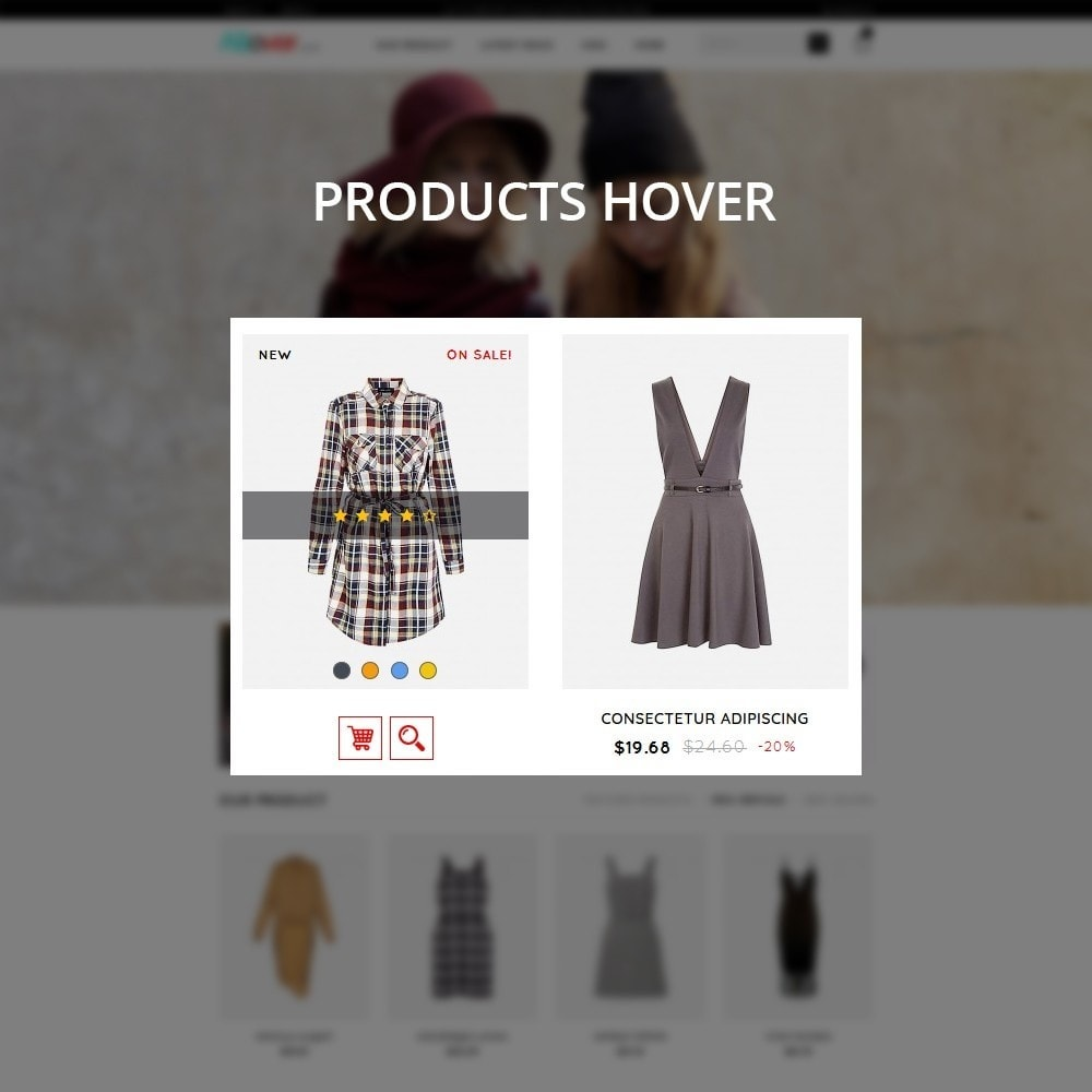 theme - Mode & Schuhe - Allover Fashion Store - 10