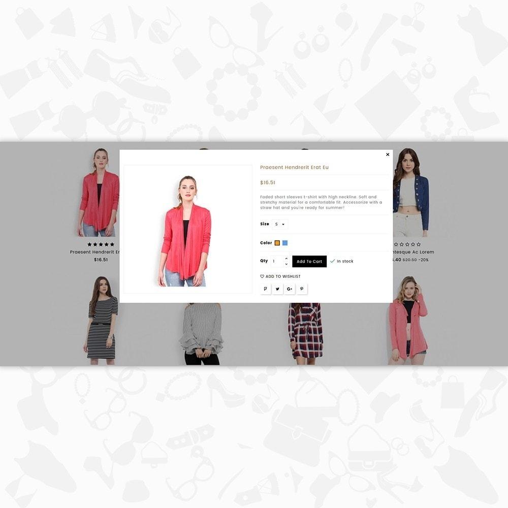 theme - Мода и обувь - Fashion MultiPro - 7