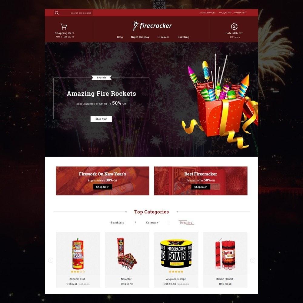 theme - Desporto, Actividades & Viagens - Firecracker Store - 9