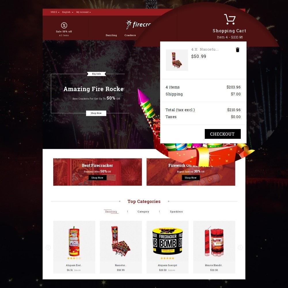 theme - Desporto, Actividades & Viagens - Firecracker Store - 10