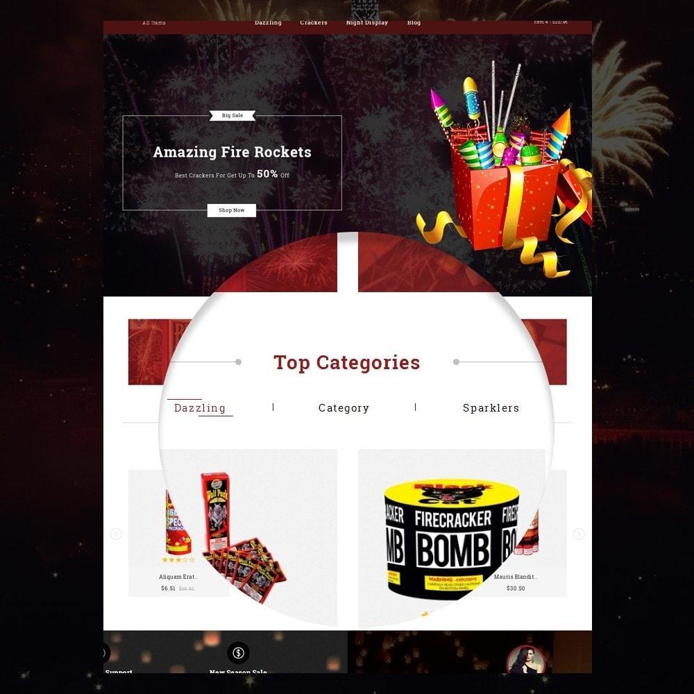 theme - Desporto, Actividades & Viagens - Firecracker Store - 12