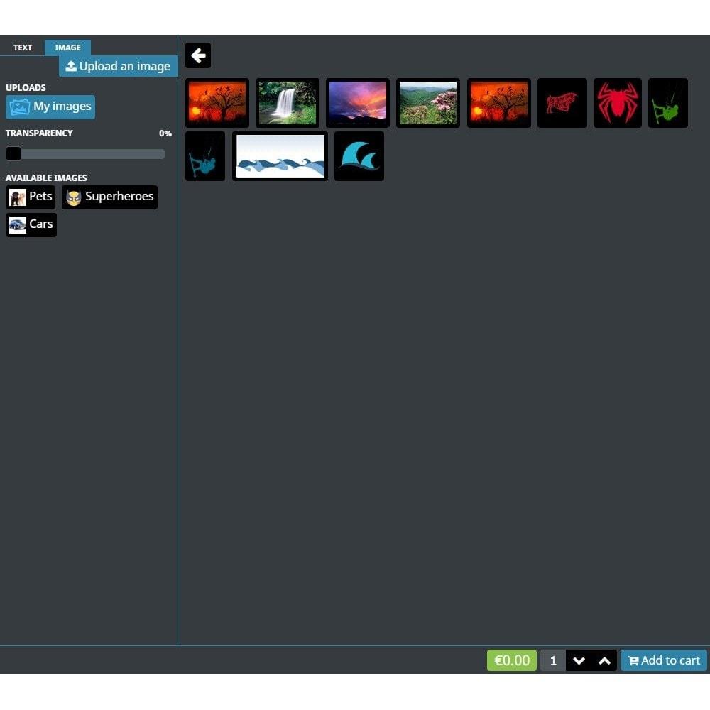 module - Combinazioni & Personalizzazione Prodotti - Product Designer - 5