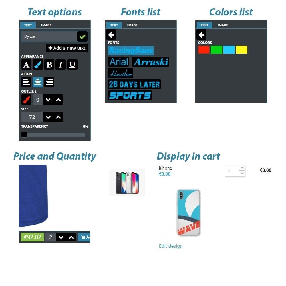 module - Combinazioni & Personalizzazione Prodotti - Product Designer - 4