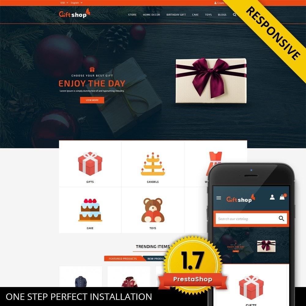 theme - Cadeaux, Fleurs et Fêtes - GiftShop - Mega store - 1