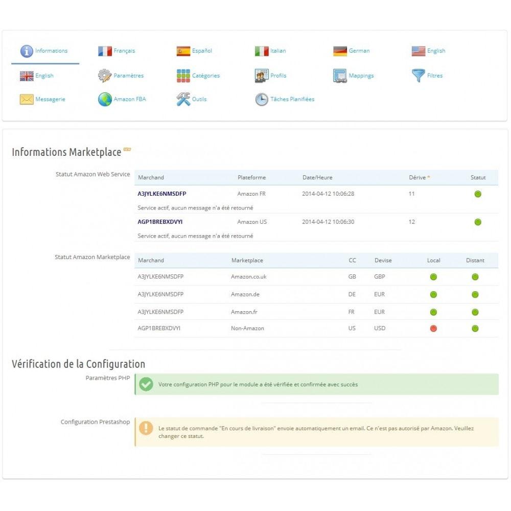 module - Marketplaces - Amazon Marketplace Lite - 1