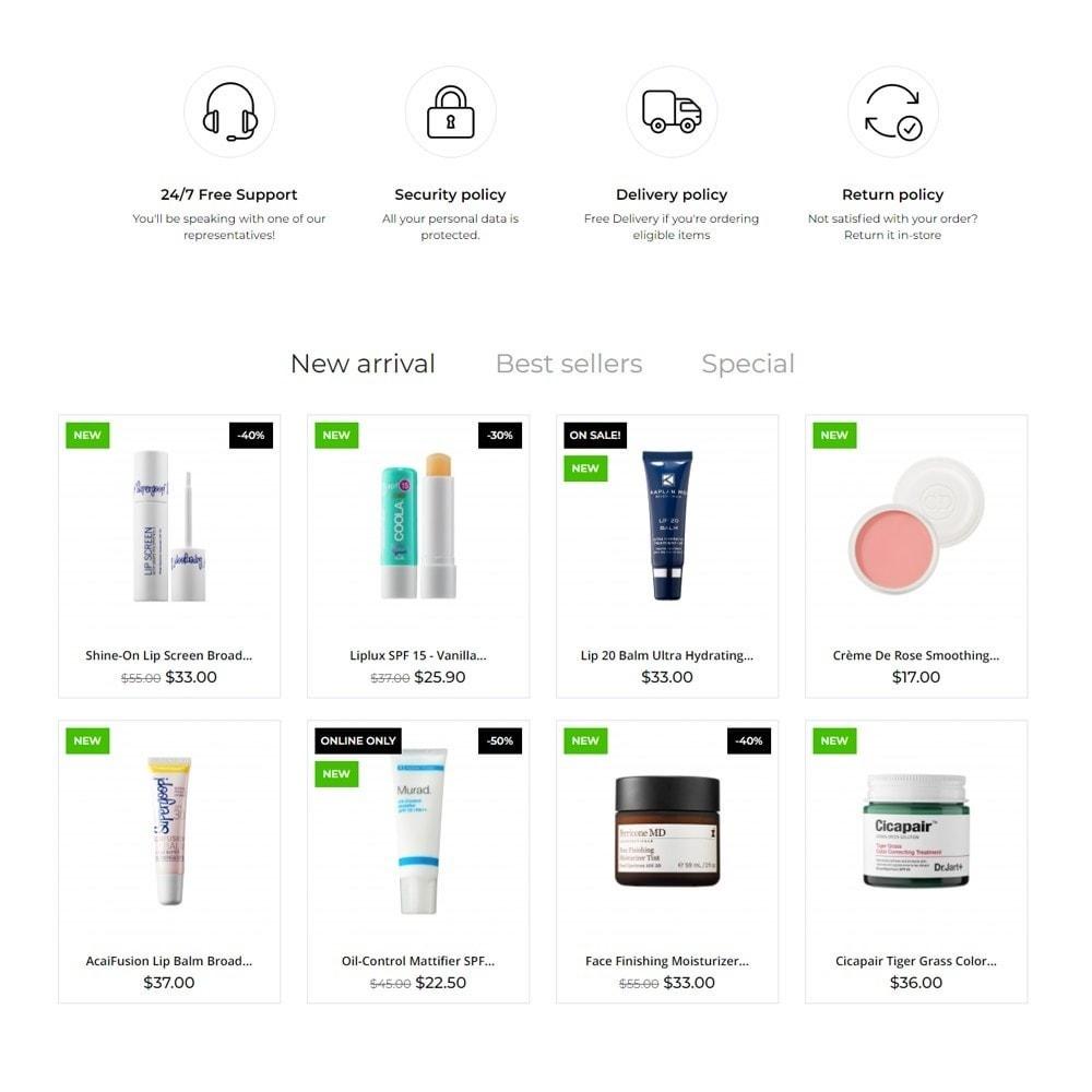 theme - Gezondheid & Schoonheid - HPURE Cosmetics - 3