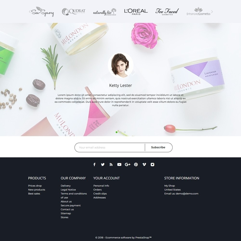 theme - Gezondheid & Schoonheid - HPURE Cosmetics - 4