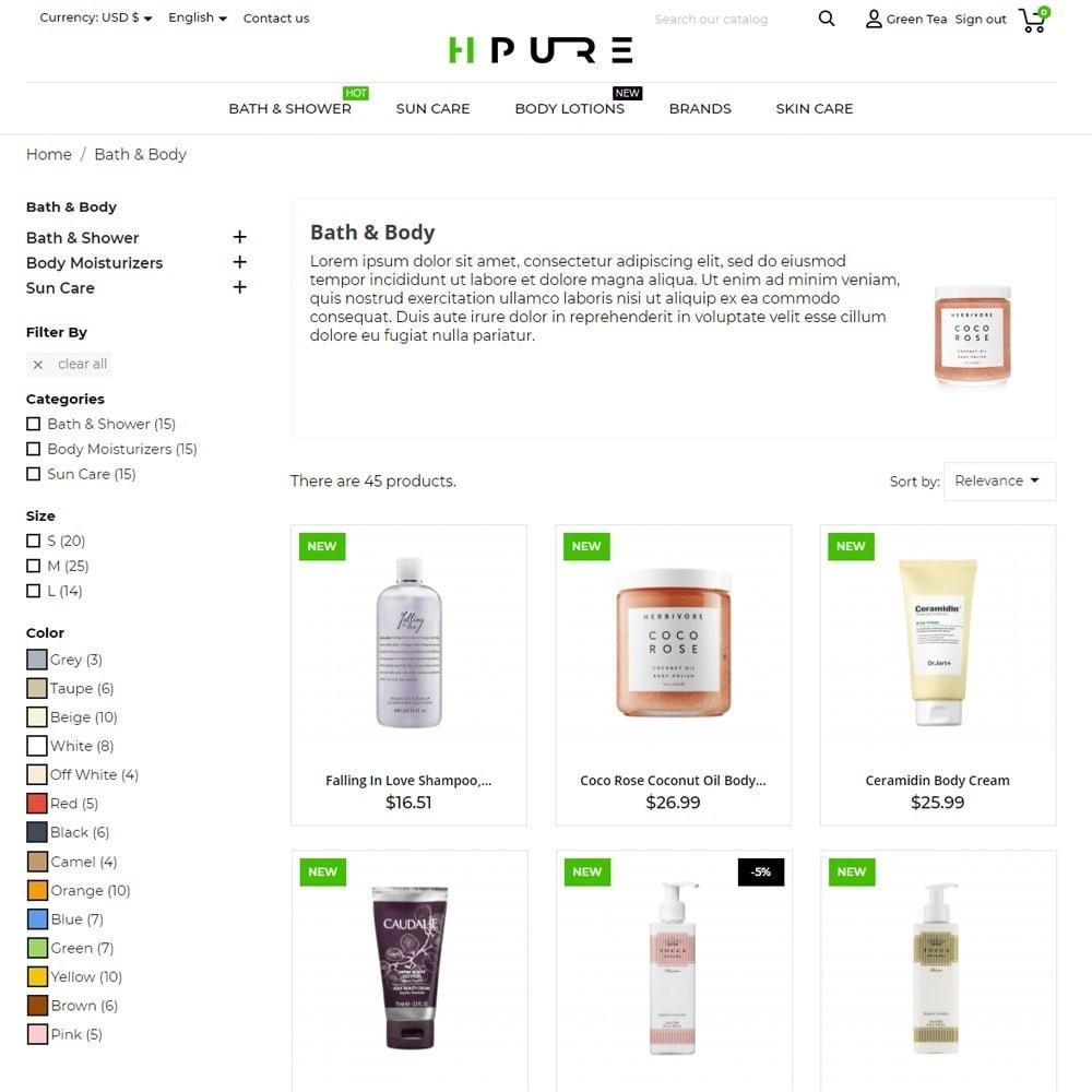 theme - Gezondheid & Schoonheid - HPURE Cosmetics - 6