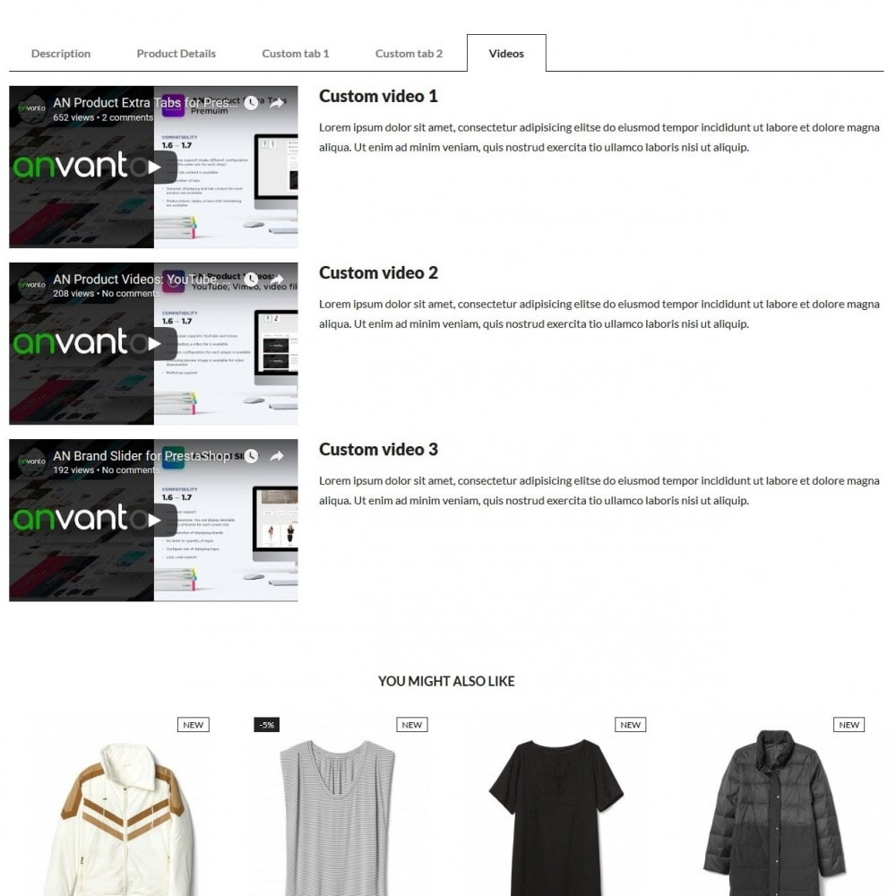 theme - Moda & Calzature - Five Fives Fashion Store - 9