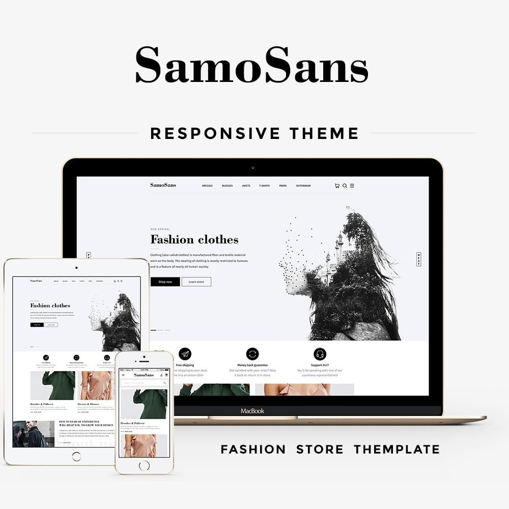 theme - Moda y Calzado - Samo Sans Fashion Store - 1