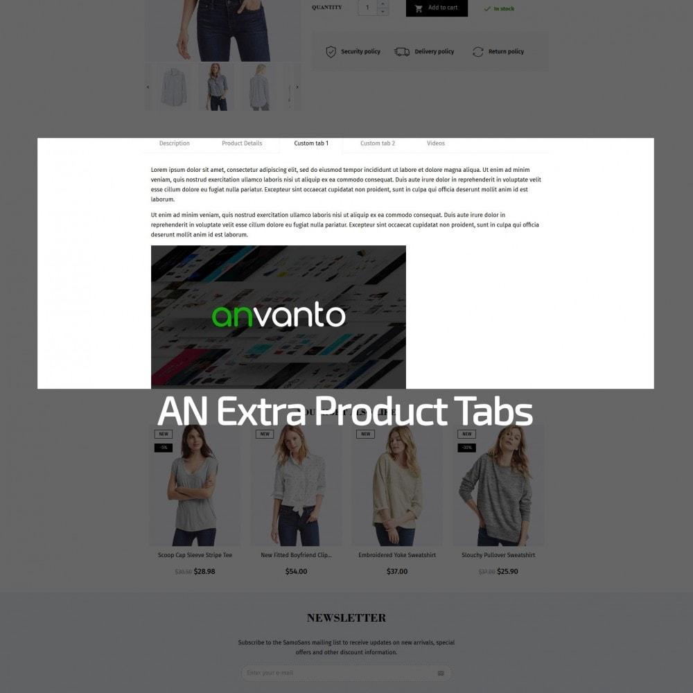 theme - Moda y Calzado - Samo Sans Fashion Store - 7