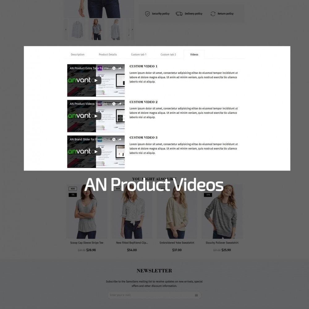 theme - Moda & Calçados - Samo Sans Fashion Store - 8