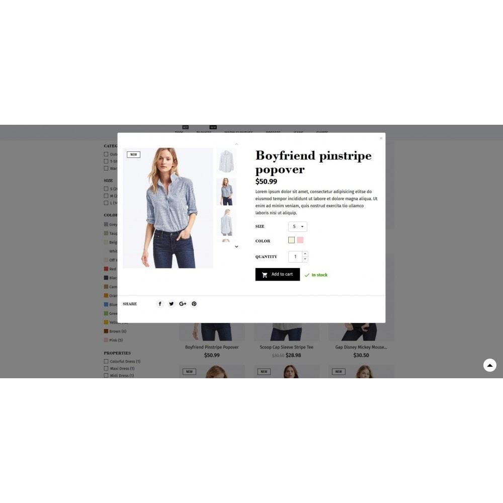 theme - Moda & Calçados - Samo Sans Fashion Store - 11