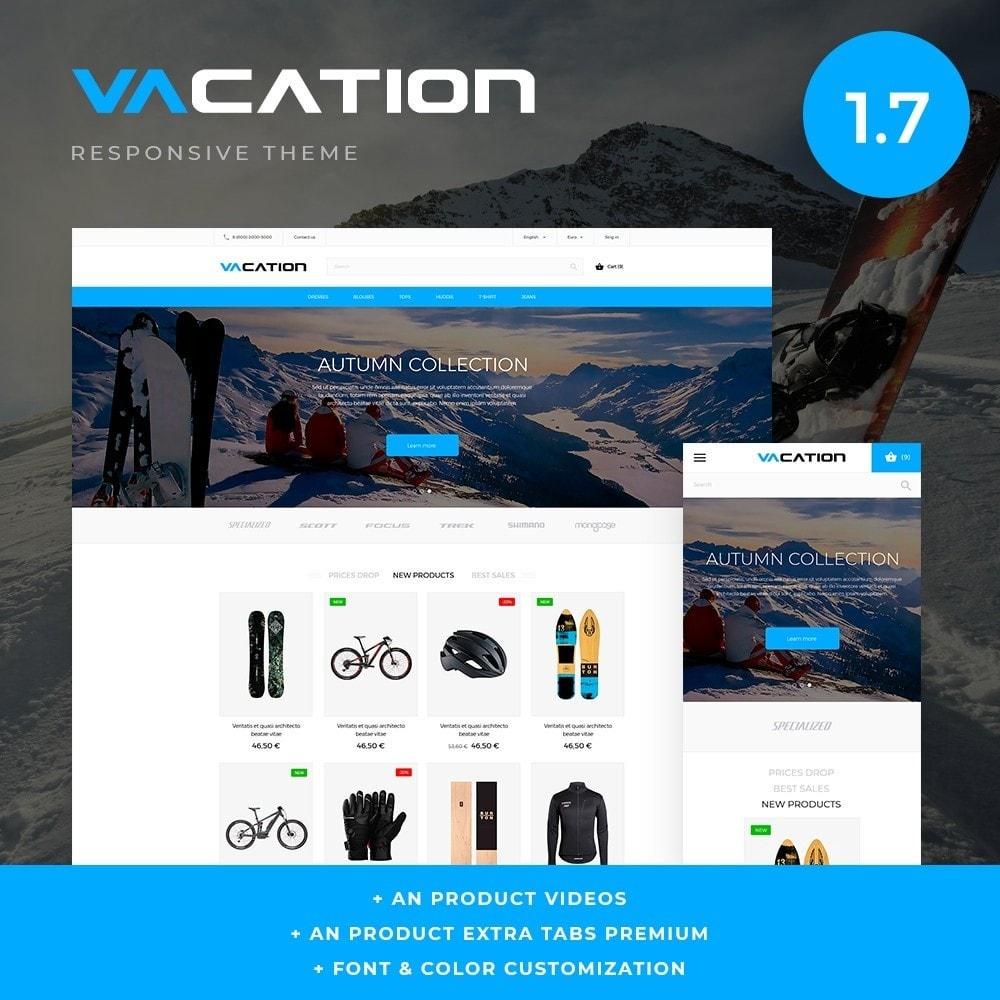 theme - Sport, Loisirs & Voyage - Vacation - 1