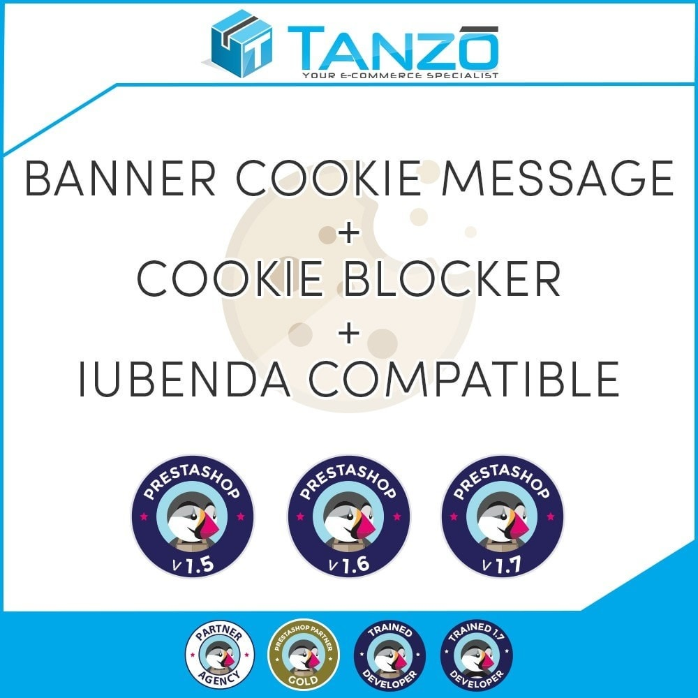 module - Администрация - EU Cookie Advise + Cookies blocker + Iubenda - 1