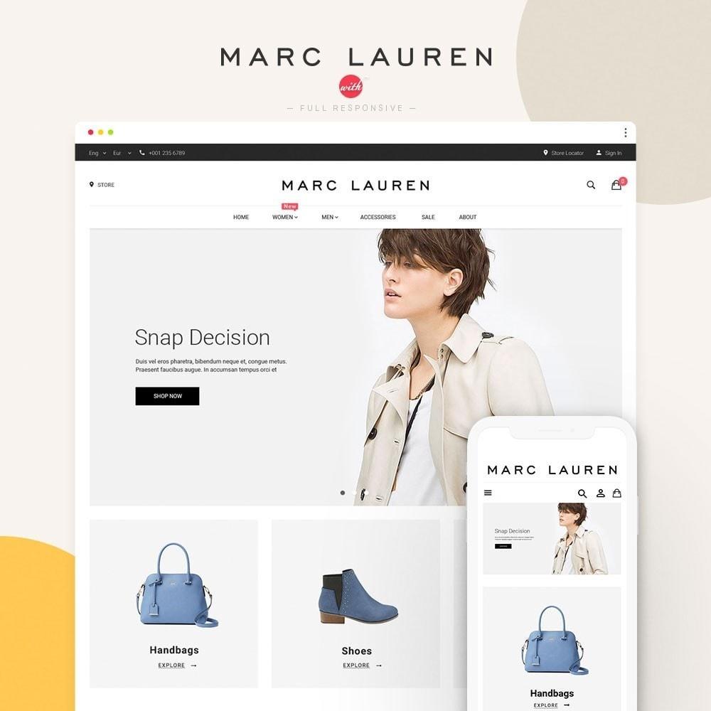 theme - Moda y Calzado - Marc Lauren - 1