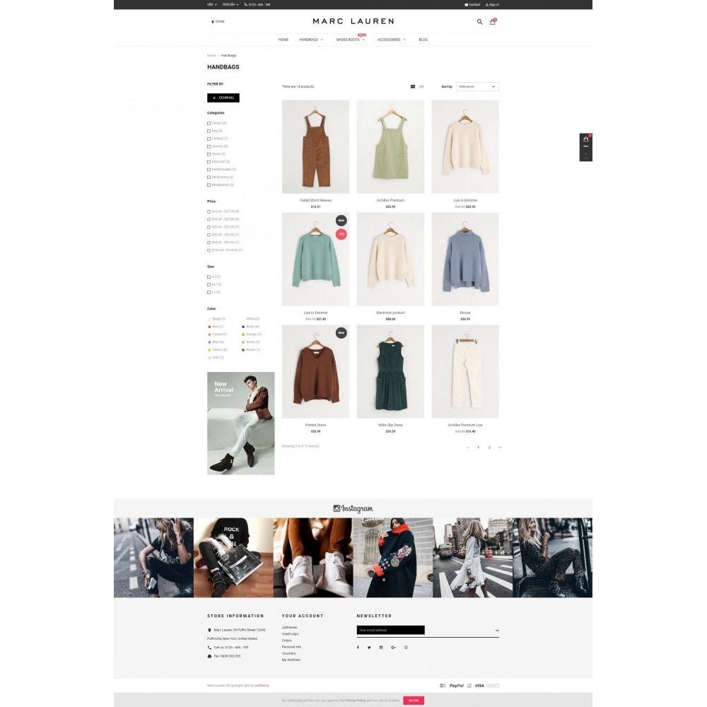 theme - Moda y Calzado - Marc Lauren - 3