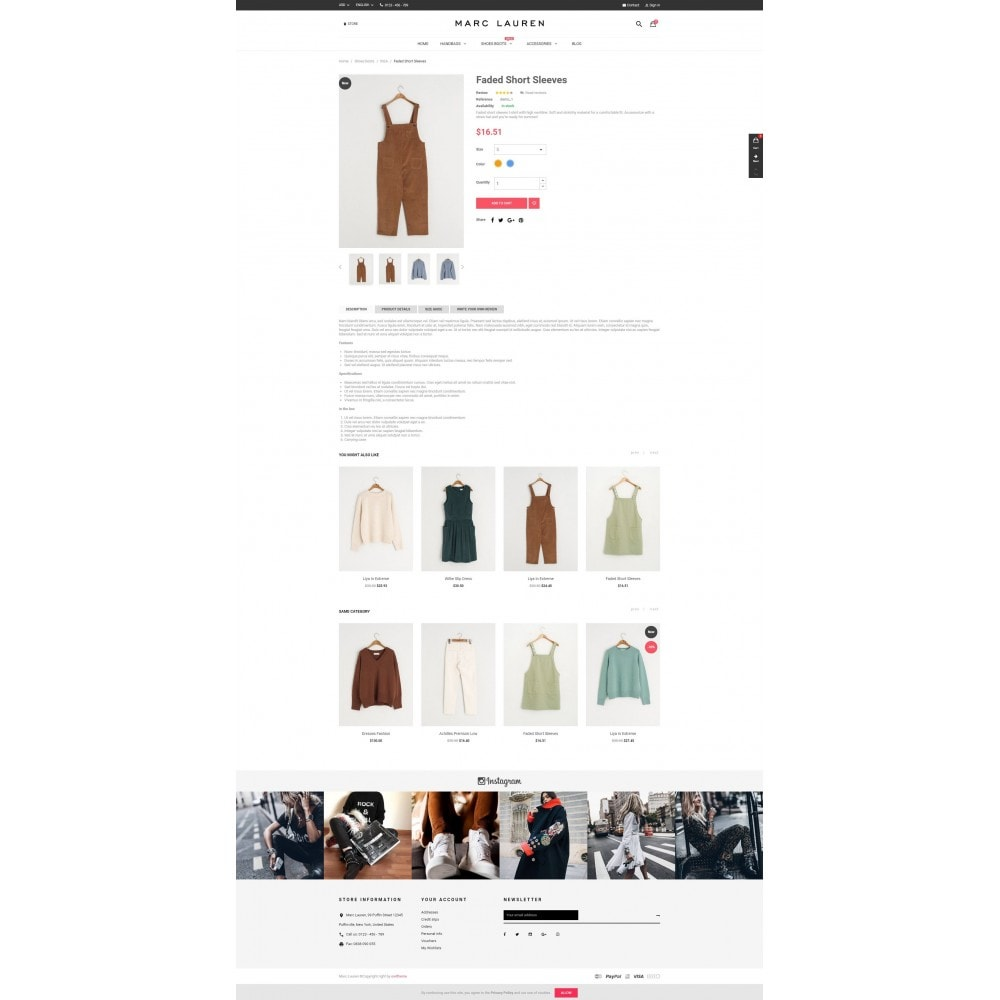 theme - Moda y Calzado - Marc Lauren - 4