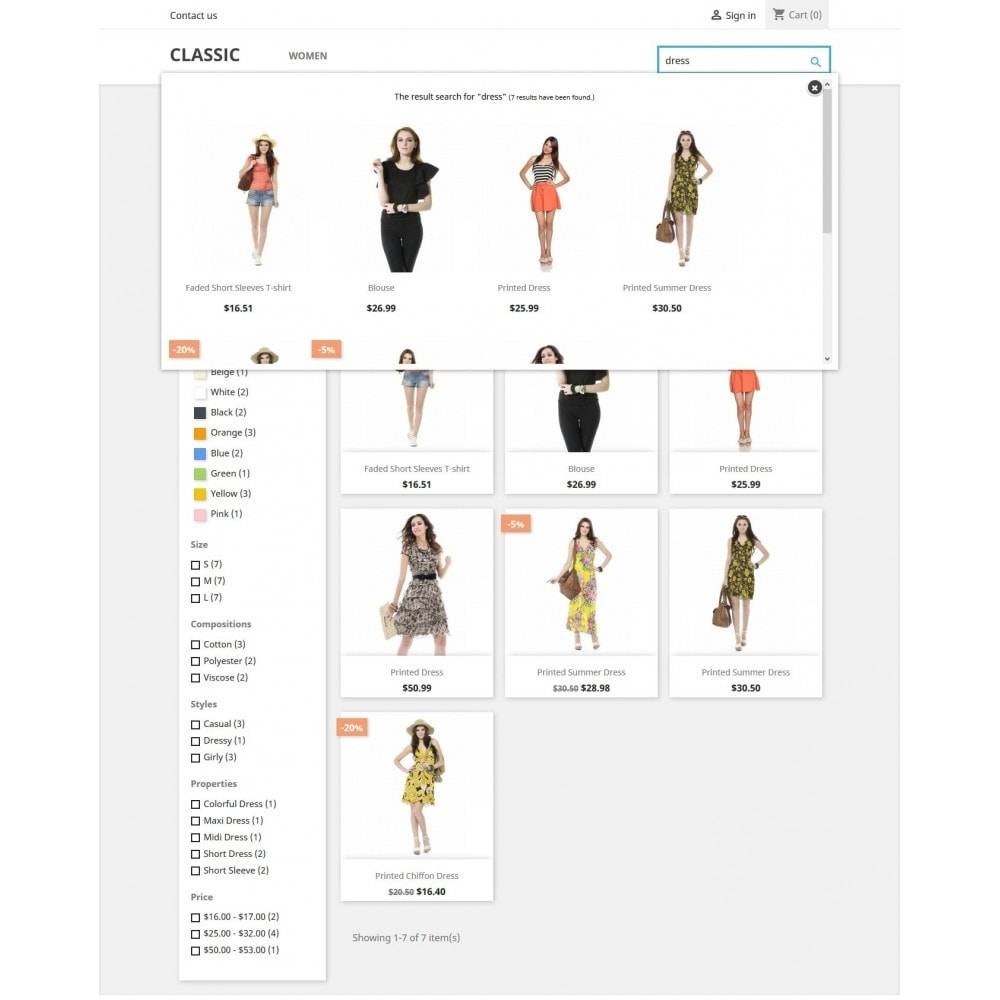 module - Suche & Filter - Live Search Auto Complete - 2