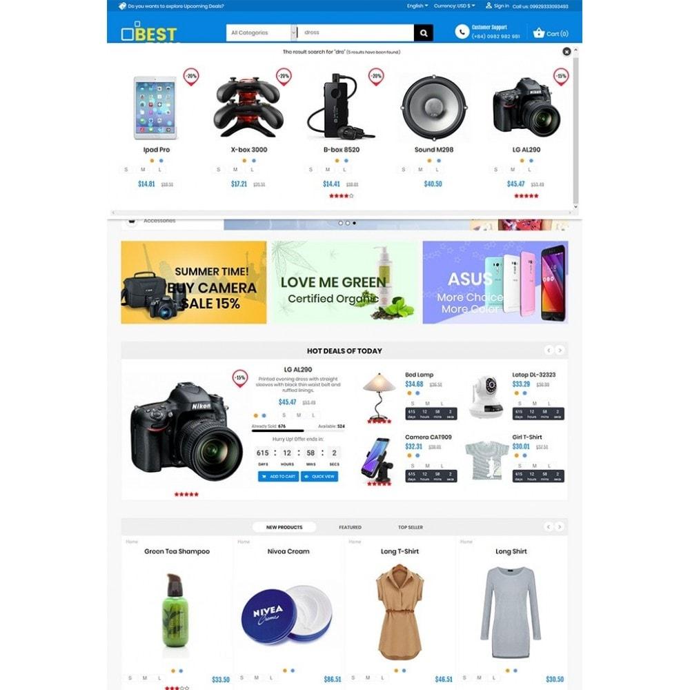 module - Ricerche & Filtri - Live Search Auto Complete - 3