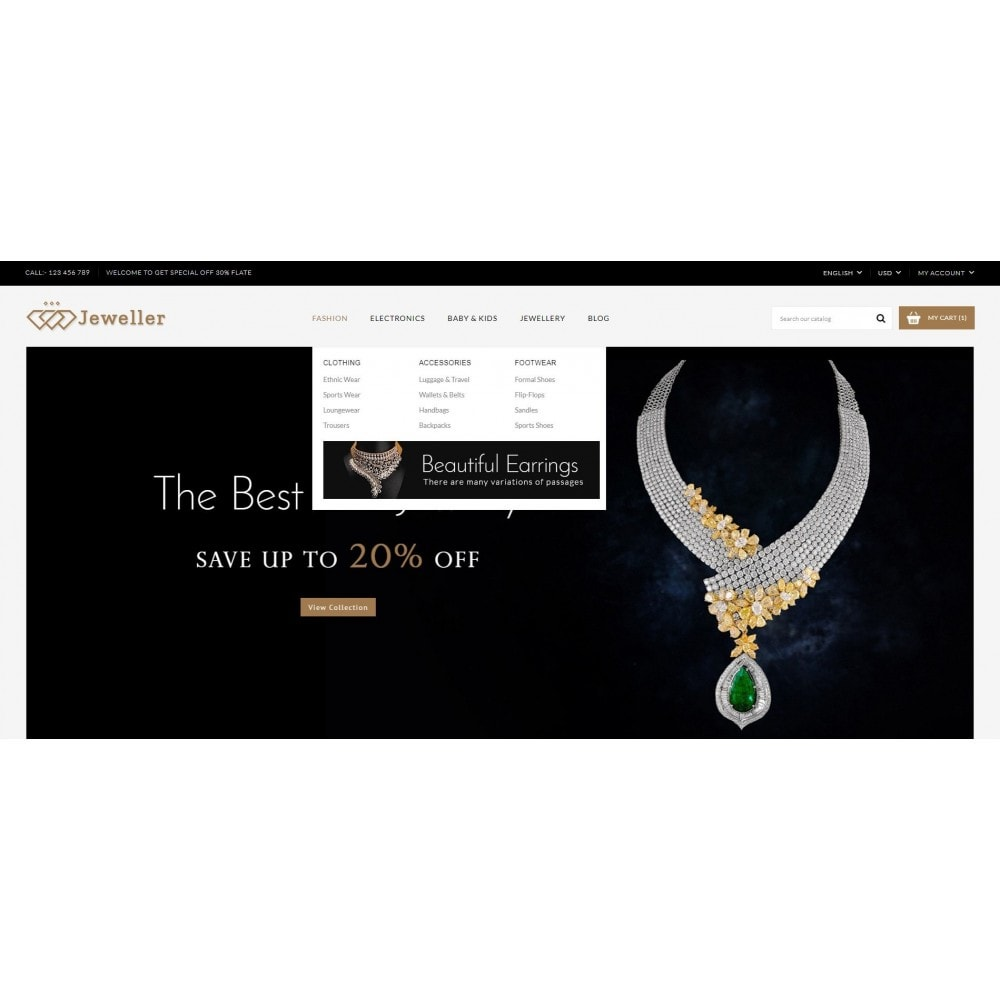 theme - Jewelry & Accessories - Jeweller Store - 6