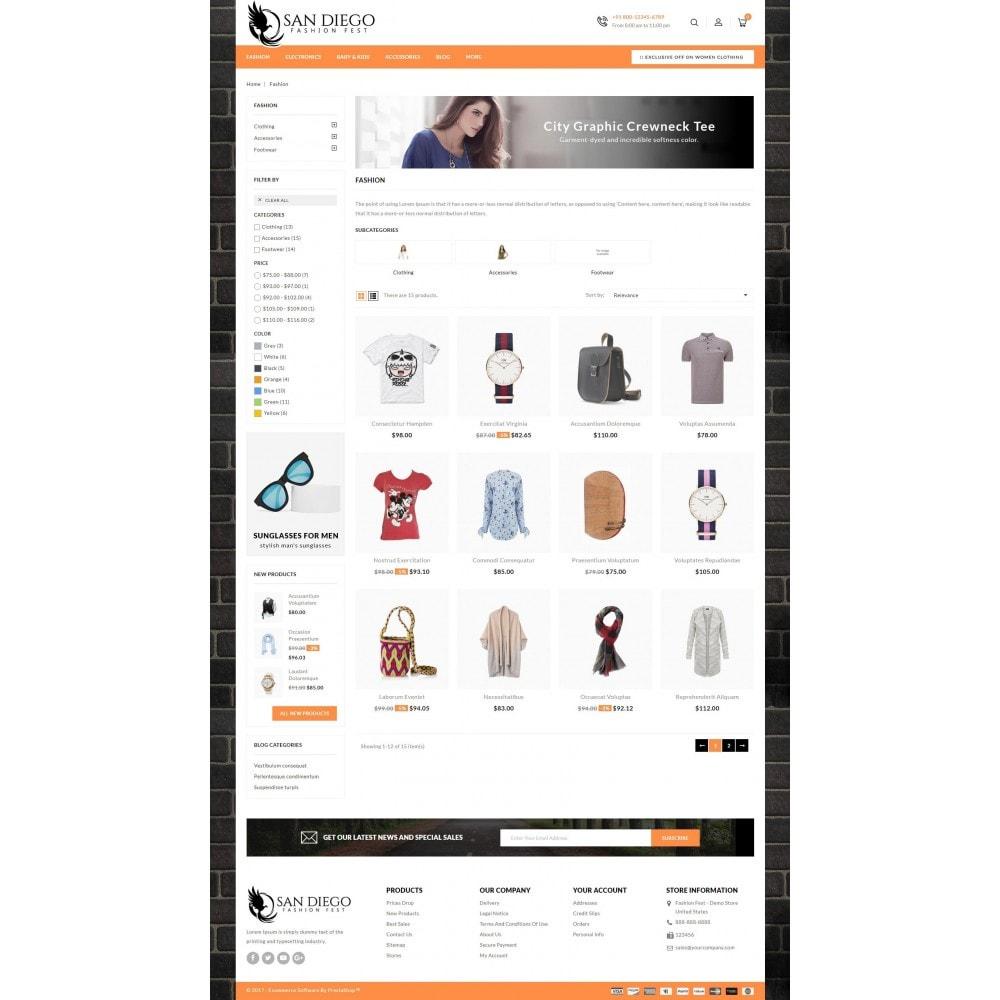 theme - Moda & Calzature - Fashion Fest Store - 3