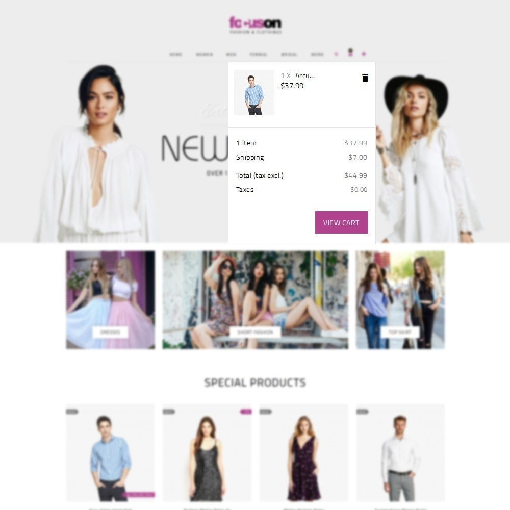 theme - Moda y Calzado - Focuson Fashion Store - 7