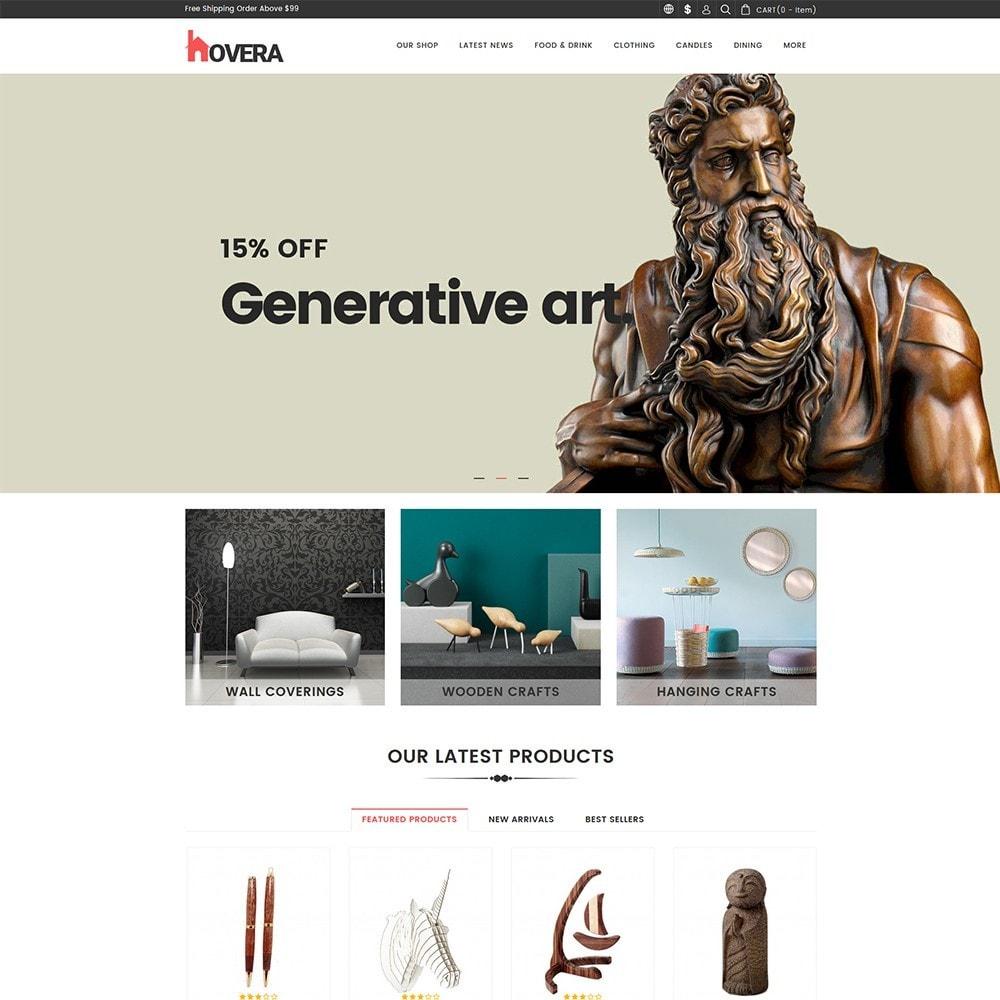theme - Casa & Giardino - Hovera Home Store - 2