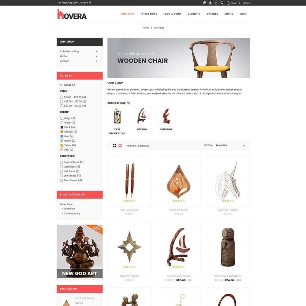 theme - Casa & Giardino - Hovera Home Store - 4