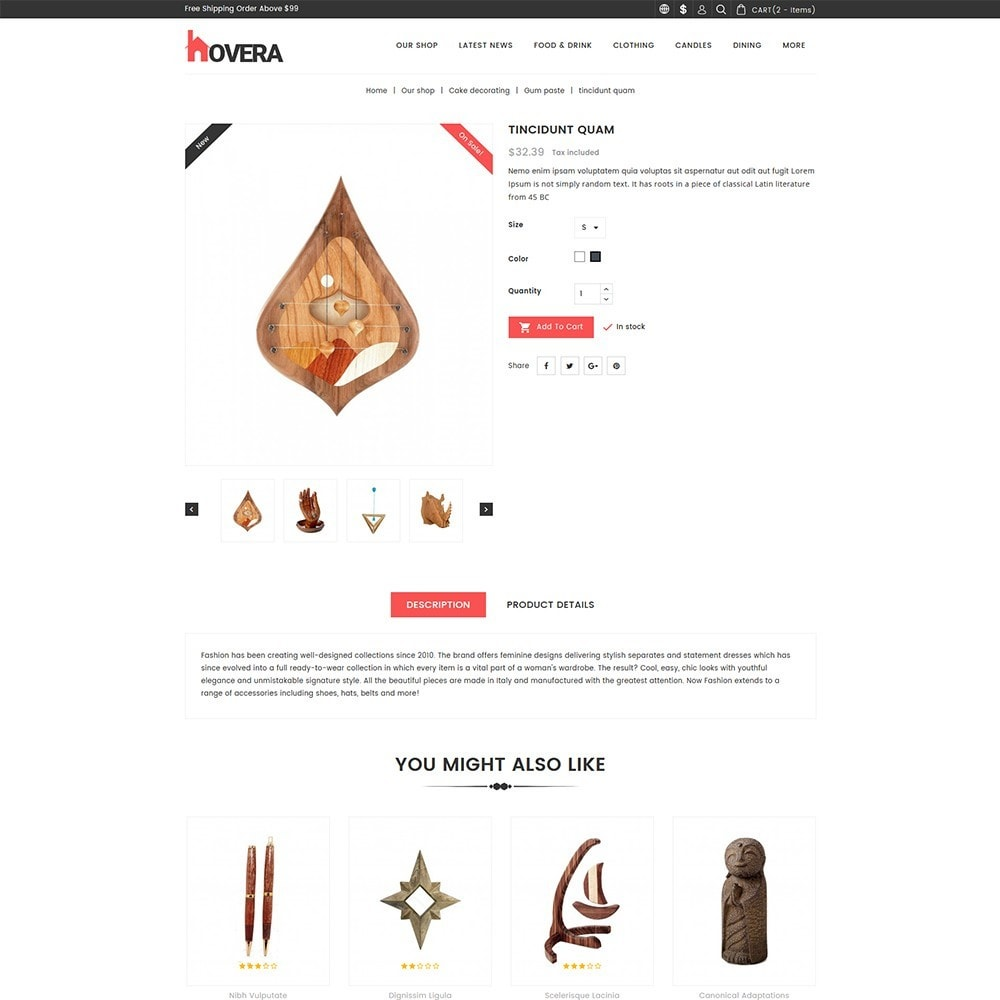 theme - Casa & Giardino - Hovera Home Store - 6