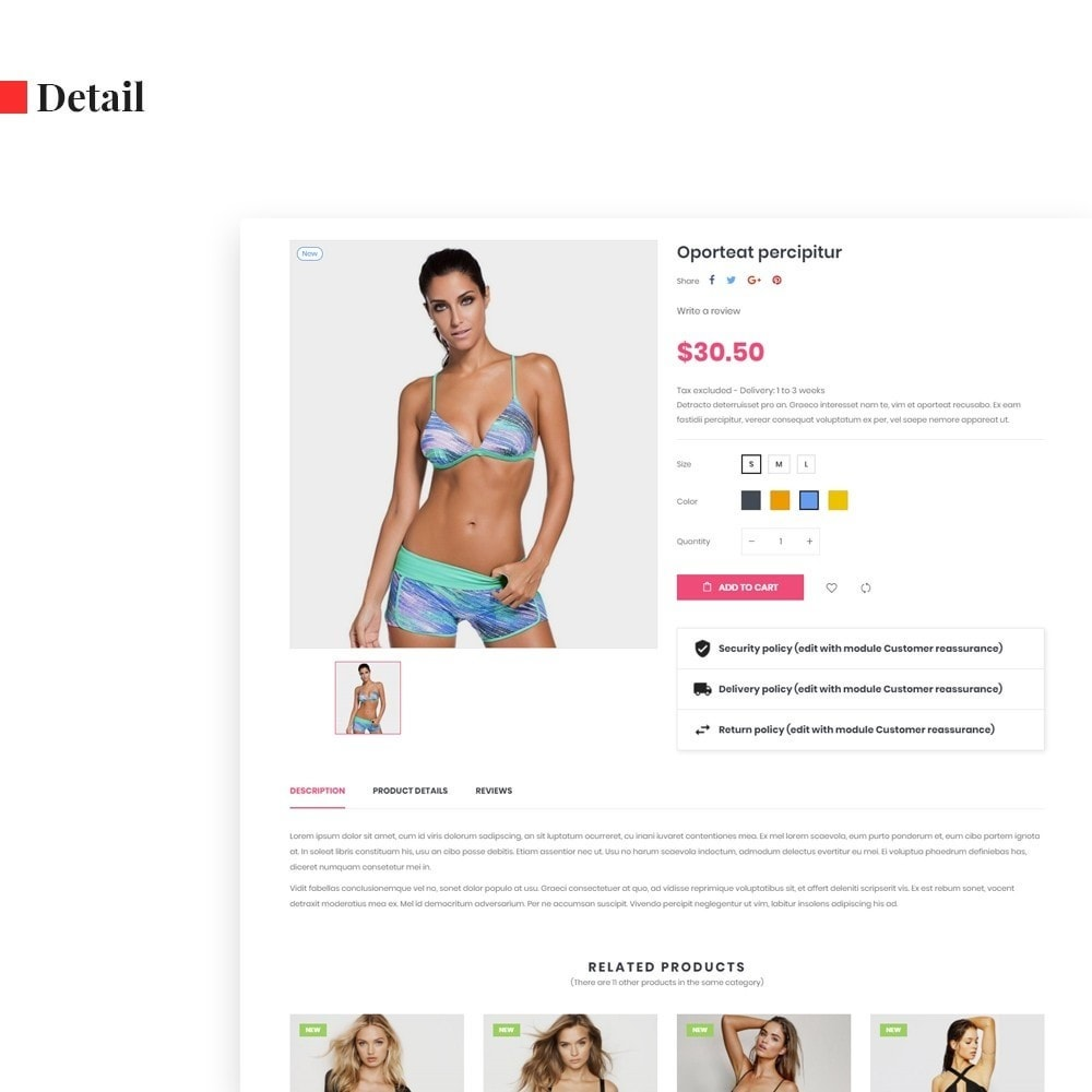 theme - Mode & Schoenen - Leo Secret - underwear & fashion - 8