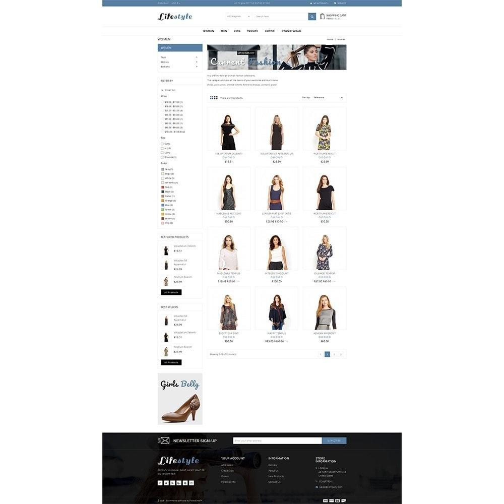 theme - Fashion & Shoes - Lifestyle Store - 3