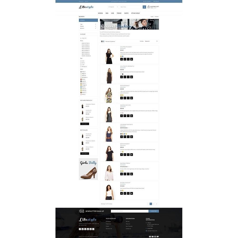 theme - Fashion & Shoes - Lifestyle Store - 4