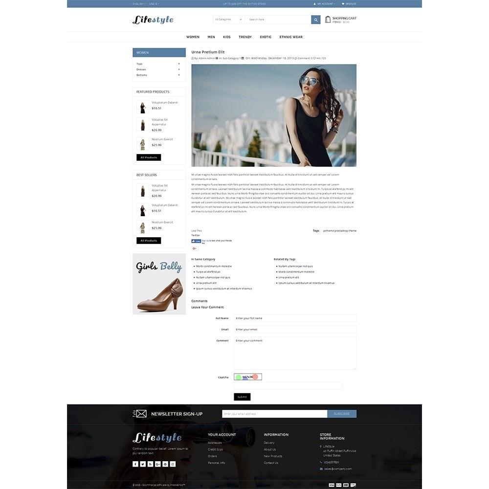 theme - Fashion & Shoes - Lifestyle Store - 6