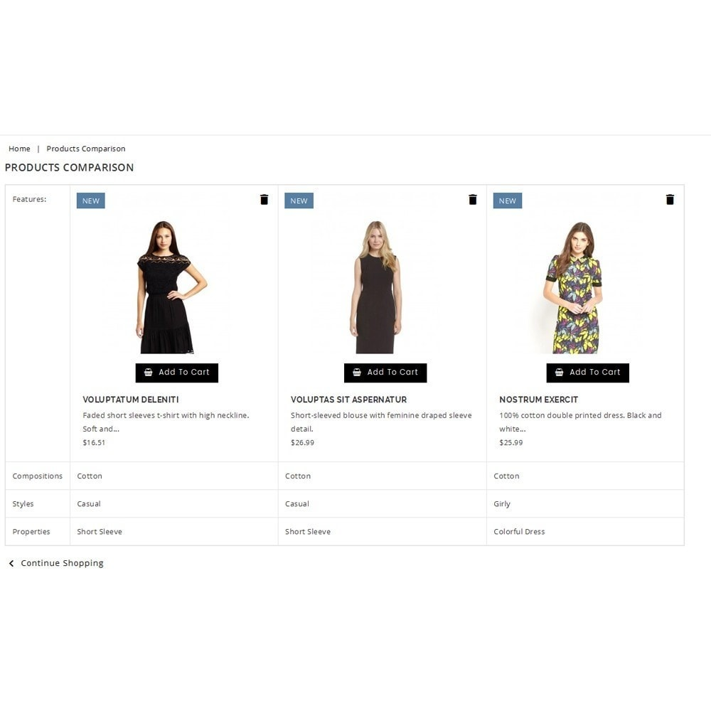 theme - Fashion & Shoes - Lifestyle Store - 9