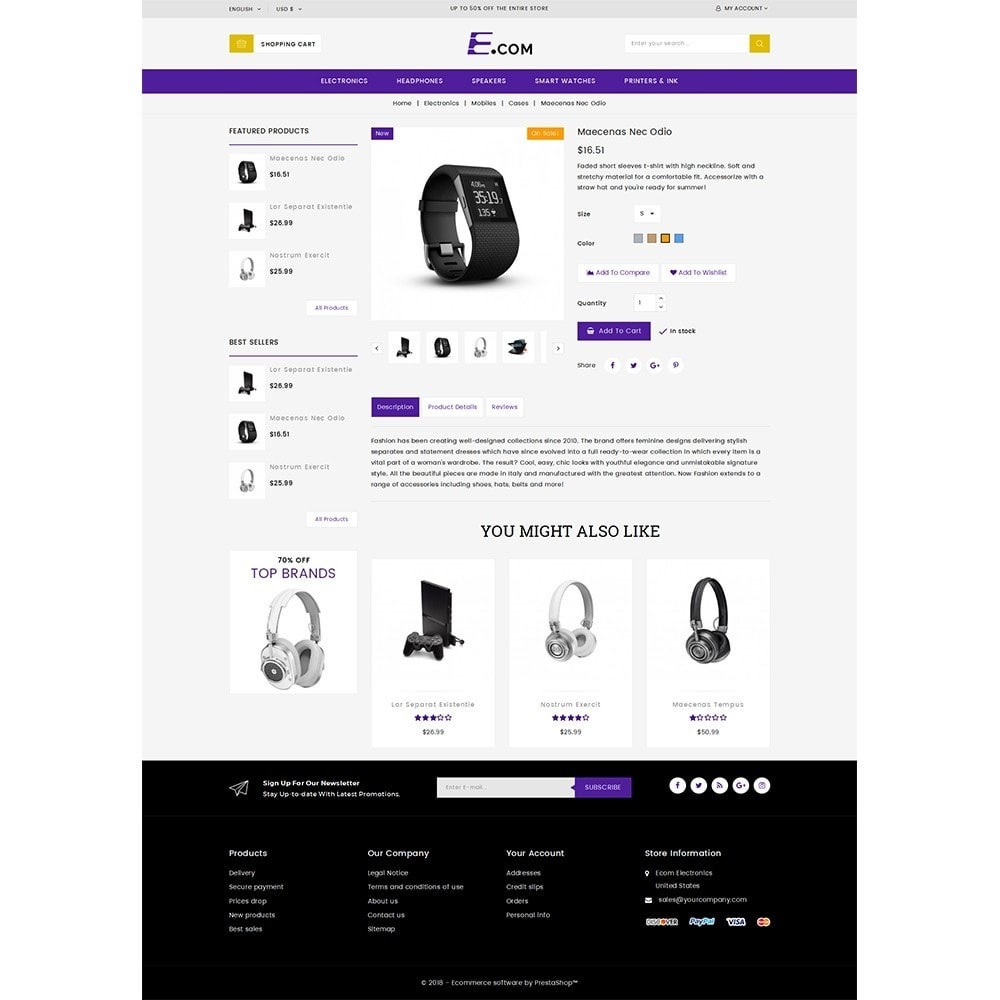 theme - Elettronica & High Tech - E-com Electronics Store - 5