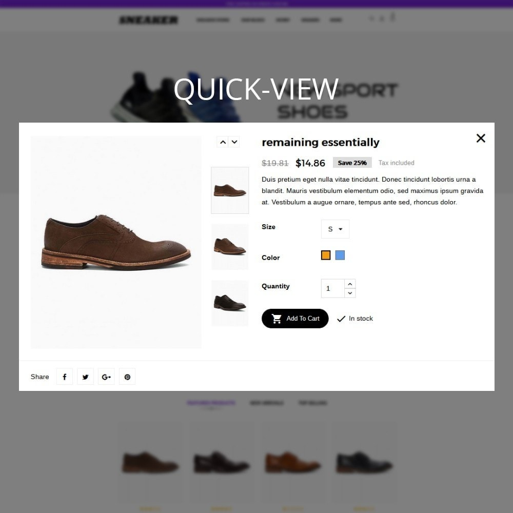 theme - Mode & Schoenen - Sneaker Shoe Store - 10
