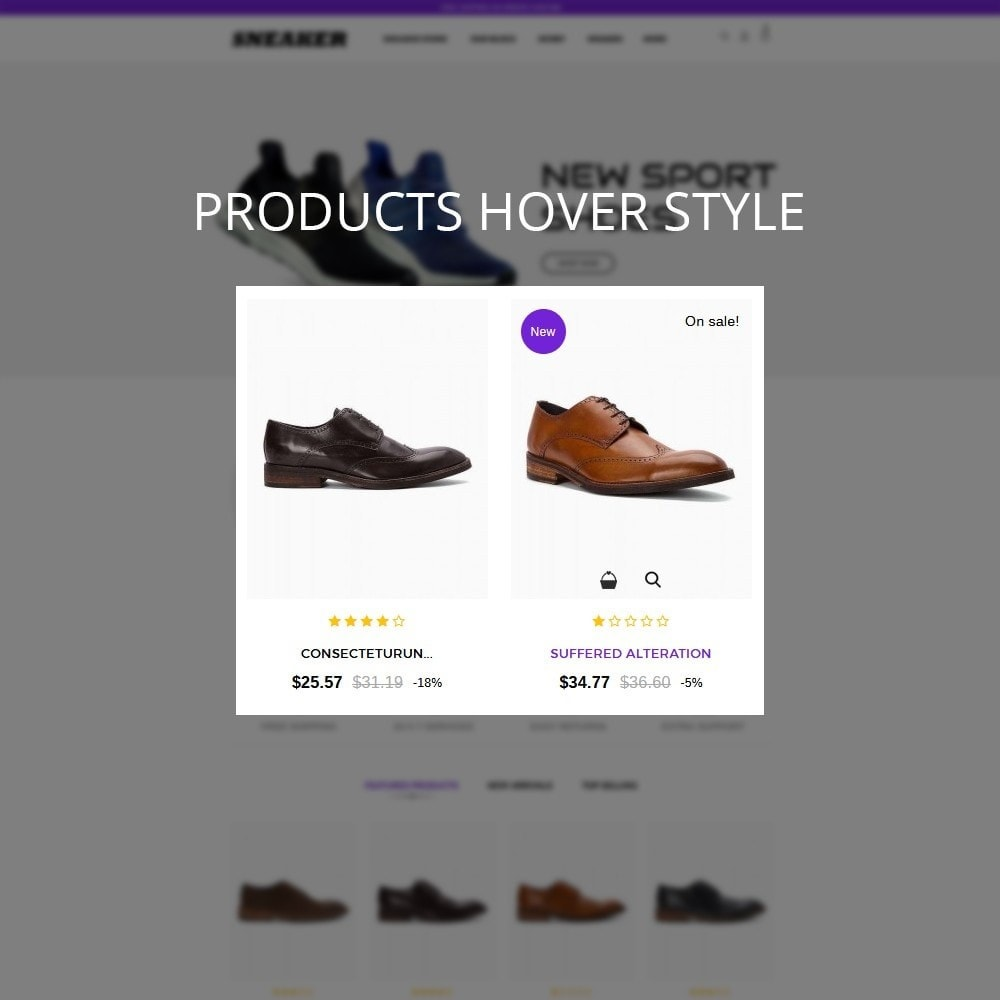 theme - Mode & Schoenen - Sneaker Shoe Store - 11