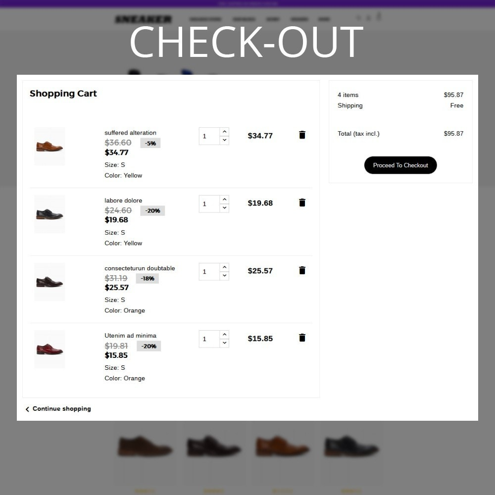 theme - Mode & Schoenen - Sneaker Shoe Store - 13