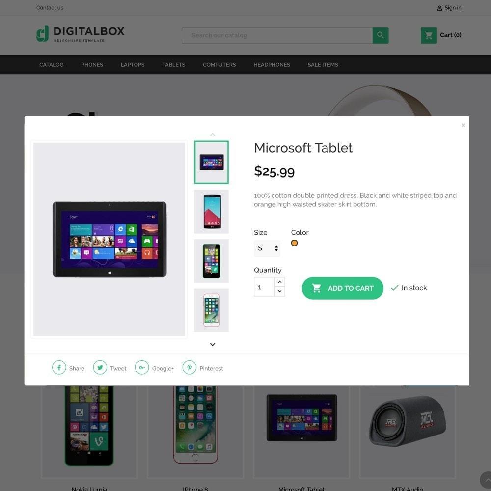 theme - Electrónica e High Tech - Digitalbox Electronics Store - 7