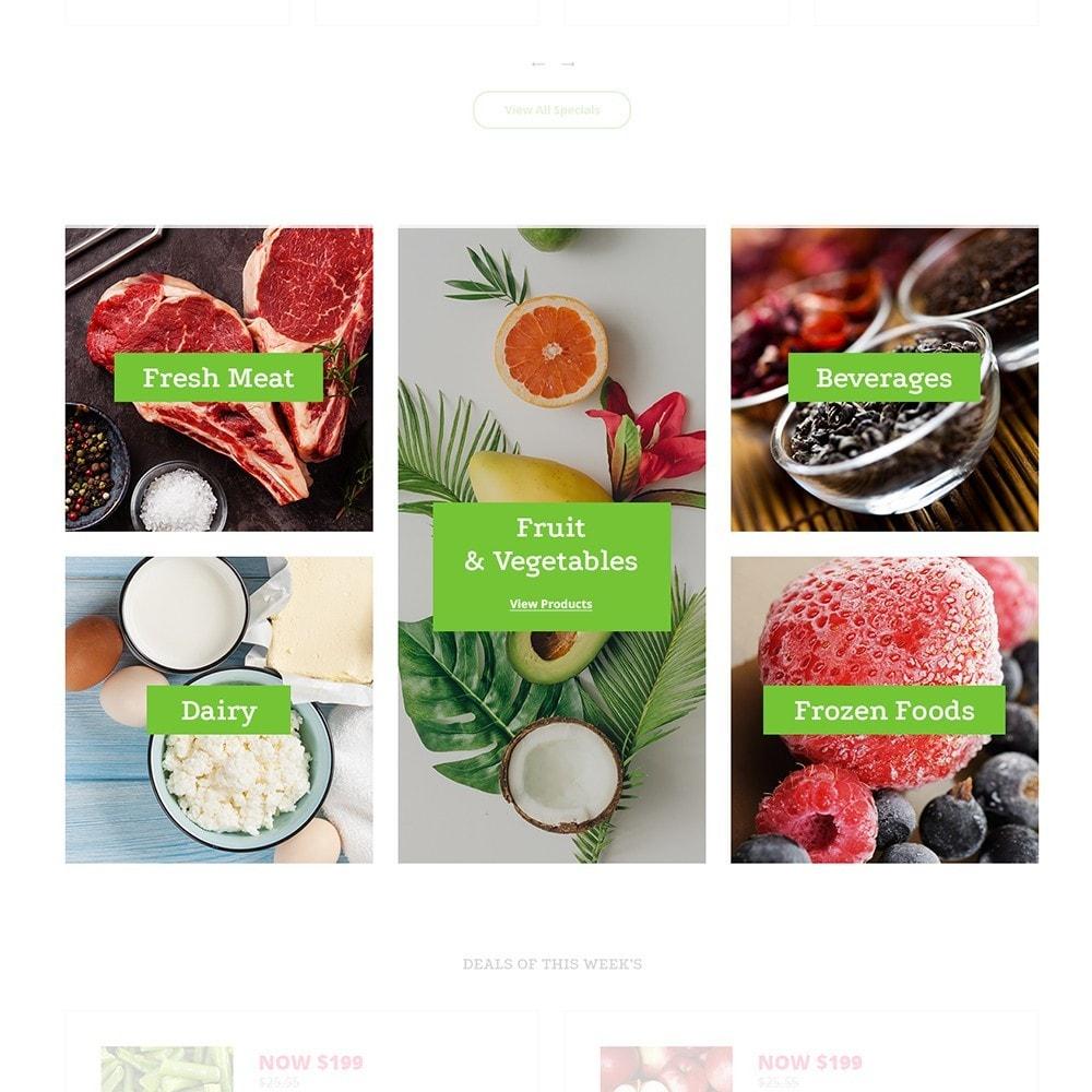 theme - Food & Restaurant - Dexitex - Grocery Market - 4