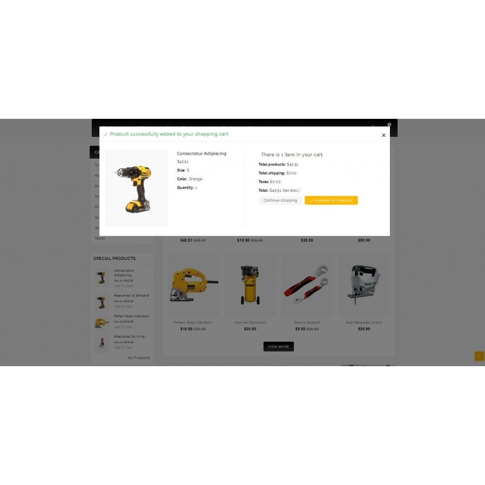 theme - Electronics & Computers - Outils - Tools Shop - 6