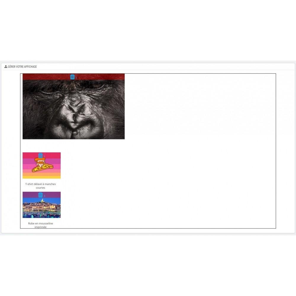module - Visuels des produits - Grille Image Facile - 1