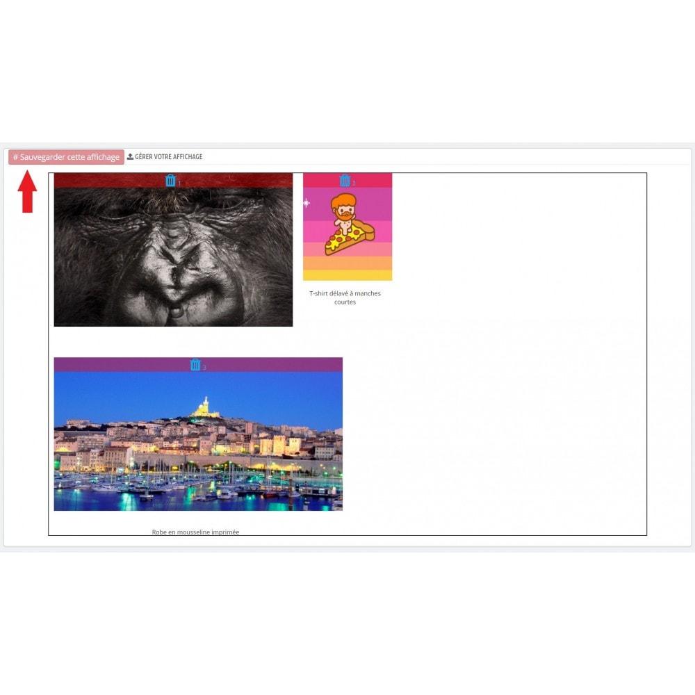 module - Visuels des produits - Grille Image Facile - 3