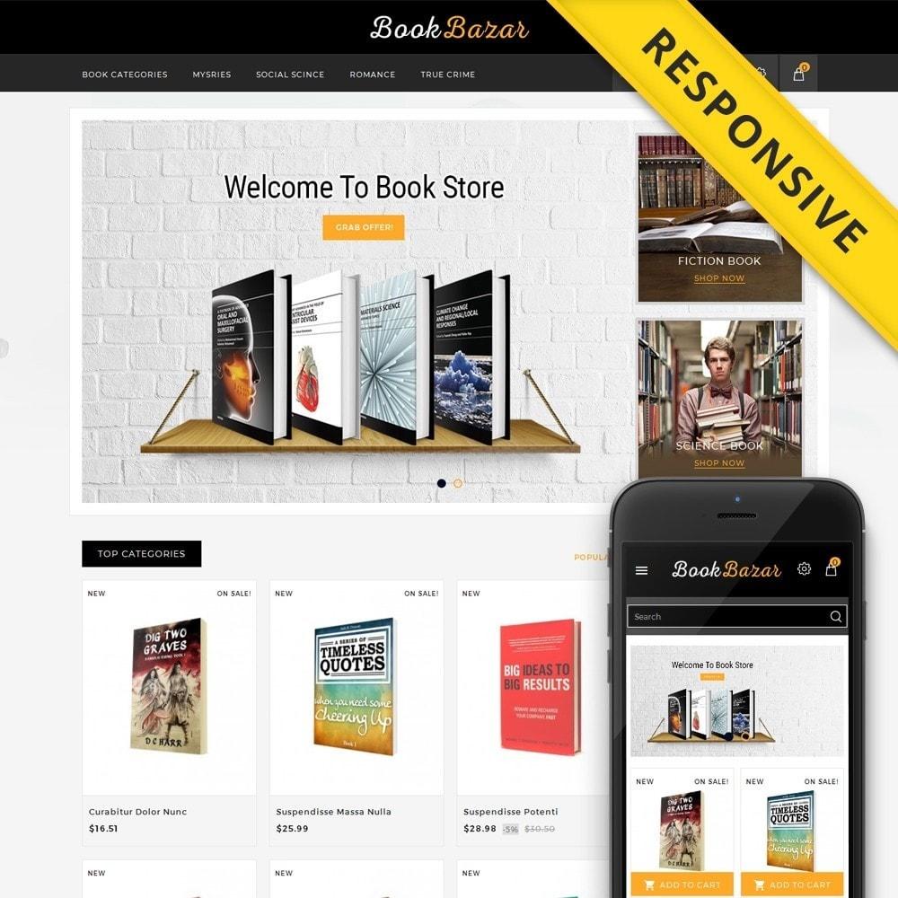 theme - Deportes, Actividades y Viajes - Book Bazar Store - 1