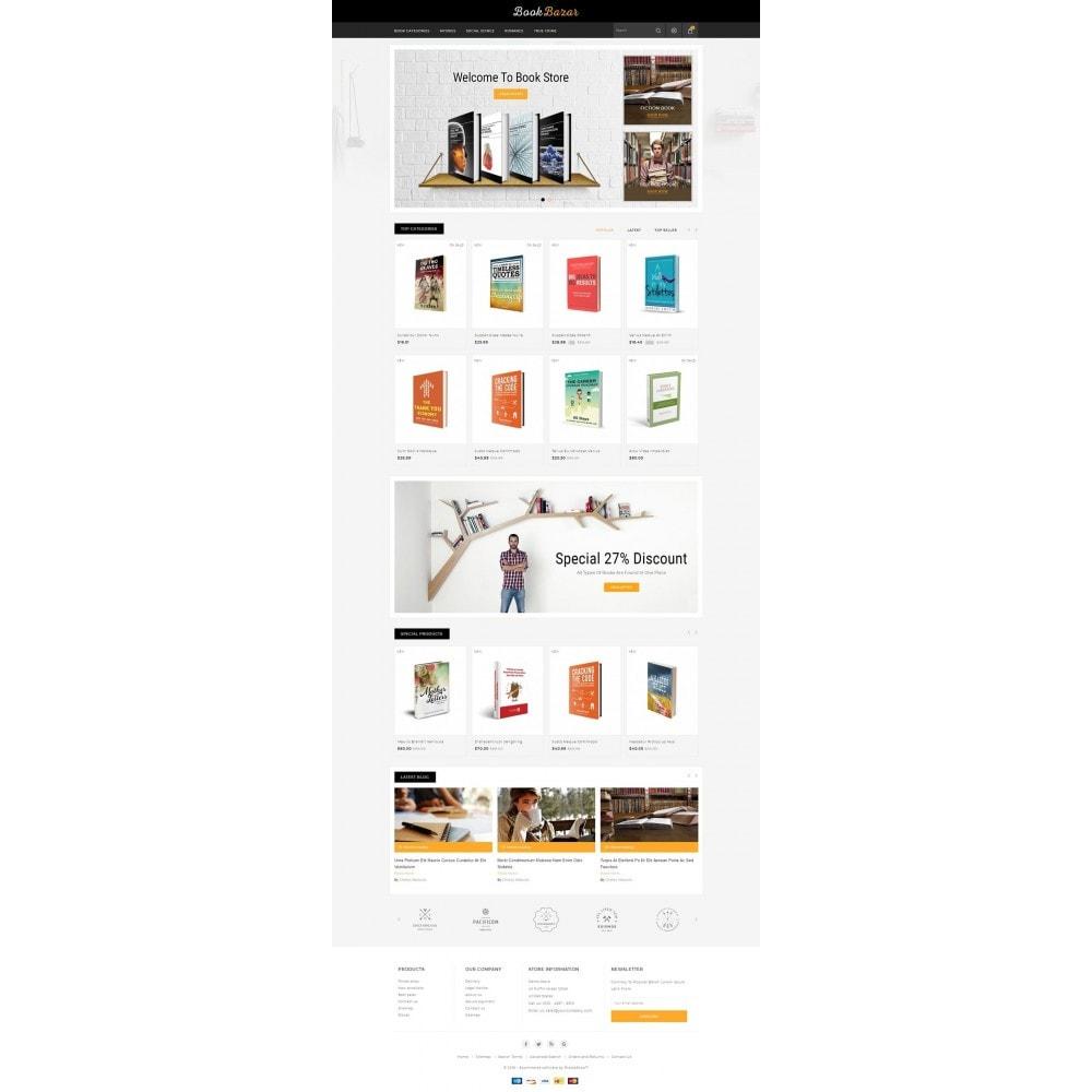 theme - Deportes, Actividades y Viajes - Book Bazar Store - 2